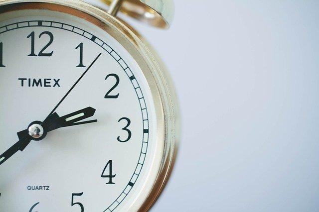 Anpassung der Unterrichtszeit